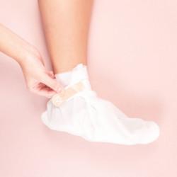Les chaussons de soin pieds...